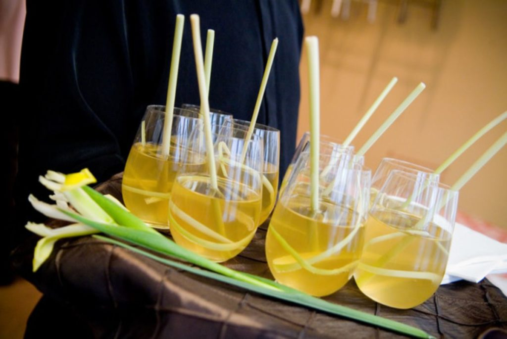 cocktails served at special event at Appleford
