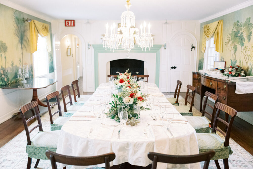 Lindsey Ford Photography - Appleford Dinning Room